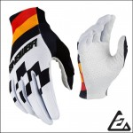 Answer 20 Gloves AR2 Korza Red/Black/Bus - L
