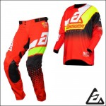 Answer 20 Elite Combo Korza Red/White/Hyper Acid/Black - 34/L