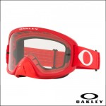 Oakley O Frame 2.0 PRO MX Moto Red - Lens Clear