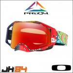 "Oakley Airbrake MX Prizm™ Herlings ""Graffito RWB"" Signature - Lente Torch"