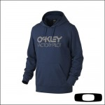Oakley Hoodie Factory Pilot DRW Blue Shade - Large **