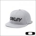 Oakley Hat Octane Stone Gray **
