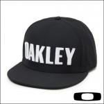 Oakley Hat Perf  - Blackout