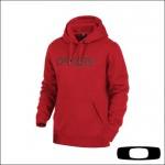 Oakley DWR FP P/O Hoodie - Red Line - L **
