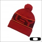 Oakley Beanie Factory Cuff - Red Line