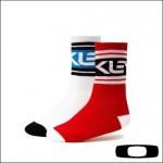 Oakley Socks FS Block 2 Pack - Medium