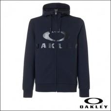 Oakley Hoodie Bark Fz Fathom - M