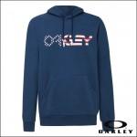 Oakley Hoodie B1B PO - Universal Blue/America - S