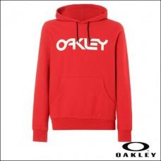 Oakley Hoodie B1B PO - Samba Red - M