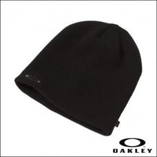Oakley Beanie Fine Knit - Blackout