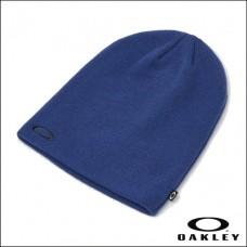 Oakley Beanie Fine Knit - Pond Blue