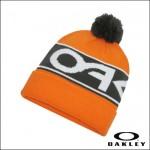 Oakley Beanie Factory Cuff - Bold Orange