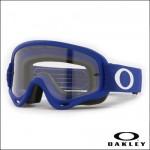 Oakley O Frame MX Moto Blue - Lente Clear