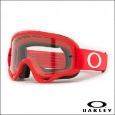 Oakley O Frame MX Moto Red - Lente Clear