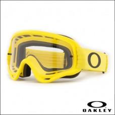 Oakley O Frame MX Moto Yellow - Lente Clear