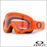 Oakley O Frame MX Moto Orange - Lente Clear