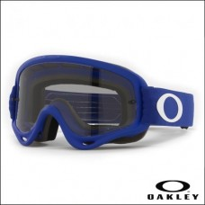 Oakley O Frame MX Moto Blue - Lente Dark Grey
