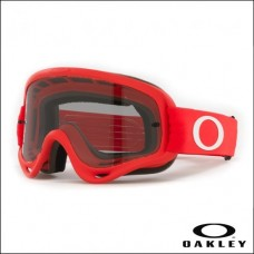 Oakley O Frame MX Moto Red - Lente Dark Grey