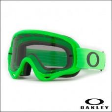 Oakley O Frame MX Moto Green - Lente Dark Grey