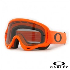 Oakley O Frame MX Moto Orange - Lente Dark Grey