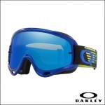 Oakley O Frame MX Circuit Yellow Blue - Lente Black Ice Iridium