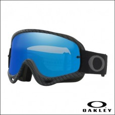 Oakley O Frame MX Carbon Fiber - Lente Black Ice Iridium