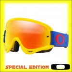 Oakley O Frame MX Yellow Blue - Lente Fire Ird.