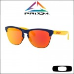 Oakley Frogskins Lite Snapback Collection - Lente Prizm™ Ruby Iridium