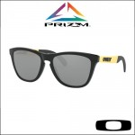 Oakley Frogskins Mix Polished Black/Gold - Lente Prizm™ Black Iridium