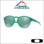 Oakley Latch Spectrum Collection Green -  Lente Prizm™ Jade Iridium