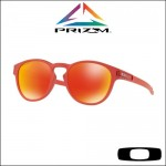 Oakley Latch Spectrum Collection Red -  Lente Prizm™ Ruby Iridium
